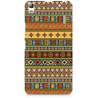 CopyCatz Tile Abstract Geometric Premium Printed Case For Lenovo A7000