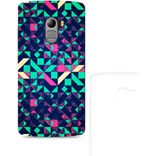 CopyCatz Abstract Wookmark Premium Printed Case For Lenovo K4 Note