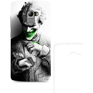 CopyCatz Arkham City Joker Premium Printed Case For Lenovo K4 Note