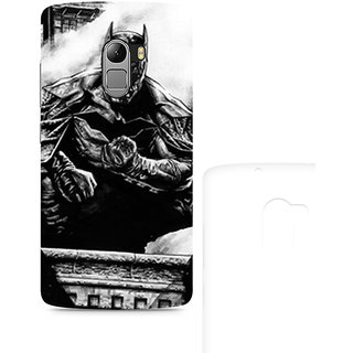 CopyCatz Batman Premium Printed Case For Lenovo K4 Note