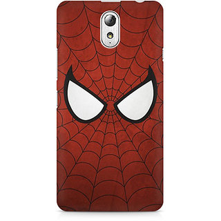 CopyCatz The Web Slinger Premium Printed Case For Lenovo Vibe P1M