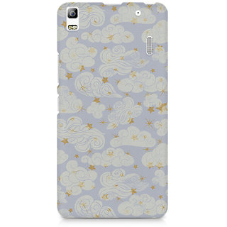 CopyCatz Vintage Clouds Premium Printed Case For Lenovo A7000