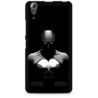 CopyCatz Batman Silhoutte Premium Printed Case For Lenovo A6000
