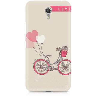 CopyCatz Bicycle Love Premium Printed Case For Lenovo Zuk Z1