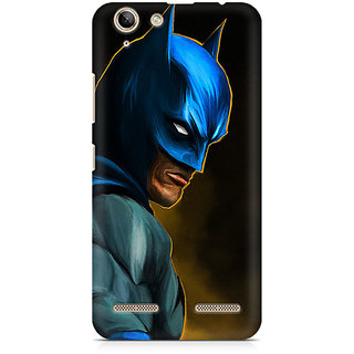 CopyCatz Bruce Wayne Surreal Premium Printed Case For Lenovo K5 Plus