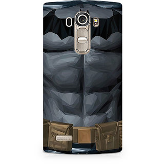 CopyCatz Batman Body Premium Printed Case For LG G4