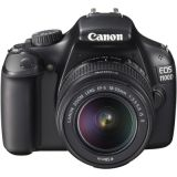 Canon EOS 1100D With Double Lens Kit (EF-S 18-55mm IS + EF-S 55-250mm IS)