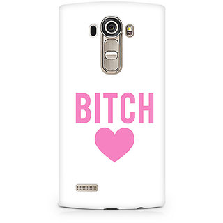 CopyCatz Bitch Love Premium Printed Case For LG G4