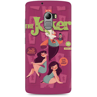 CopyCatz The Joker Premium Printed Case For Lenovo K4 Note