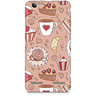 CopyCatz Cute Cakes Premium Printed Case For Lenovo K5 Plus