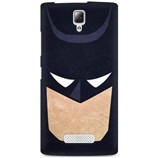 CopyCatz Batman Minimalist Premium Printed Case For Lenovo A2010