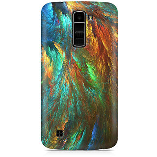 CopyCatz Peacock Shades Premium Printed Case For LG K7