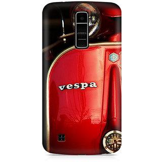 CopyCatz Vespa Premium Printed Case For LG K10
