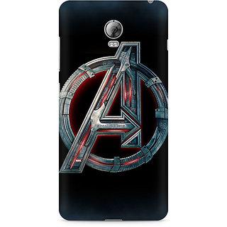 CopyCatz Avengers Age of Ultron Premium Printed Case For Lenovo Vibe P1