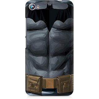 CopyCatz Batman Body Premium Printed Case For Micromax Canvas Fire 4 A107