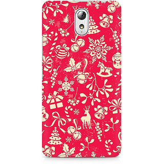 CopyCatz Gift Wrapped Christmas Premium Printed Case For Lenovo Vibe P1M