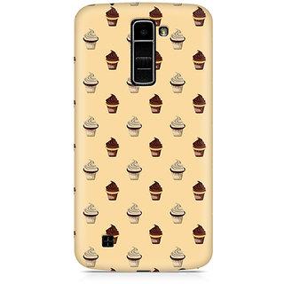 CopyCatz Cream Cupcakes Premium Printed Case For LG K10