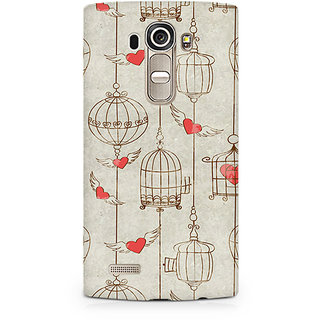 CopyCatz Cage of Love Premium Printed Case For LG G4
