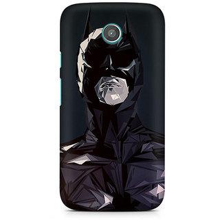 CopyCatz Batman Art Lines Premium Printed Case For Moto E