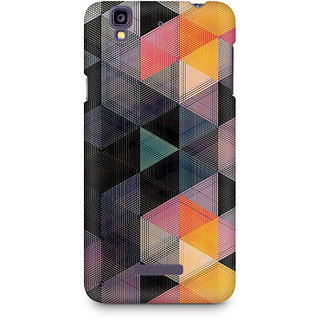 CopyCatz Hex Love Premium Printed Case For Micromax YU Yureka A05510