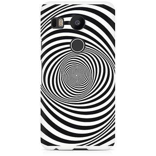 CopyCatz Revolving Illusion Premium Printed Case For LG Nexus 5X
