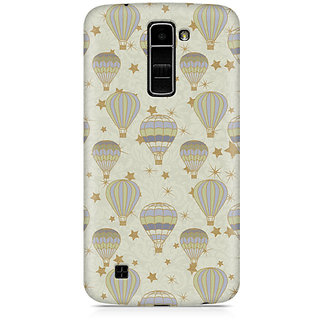 CopyCatz Stars and Balloons Premium Printed Case For LG K10
