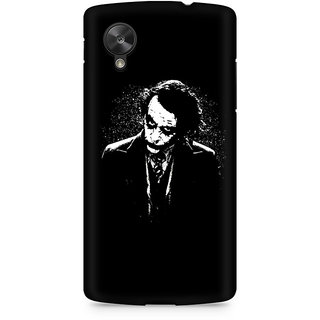 CopyCatz The Joker Art Premium Printed Case For LG Nexus 5