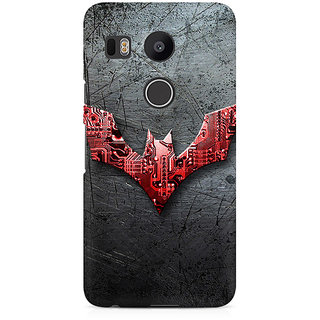 CopyCatz Batman Beyond Logo Premium Printed Case For LG Nexus 5X