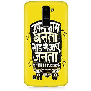 CopyCatz Bhaad Me Jaaye Janta Premium Printed Case For LG K10