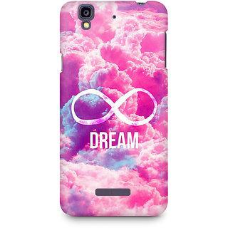 CopyCatz Infinite Dream Premium Printed Case For Micromax YU Yureka A05510