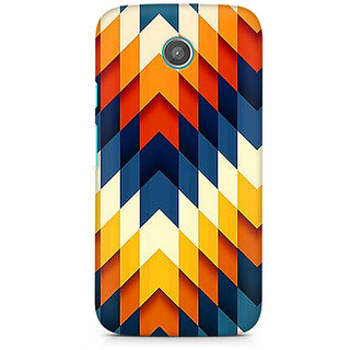 CopyCatz Up or Down Premium Printed Case For Moto E