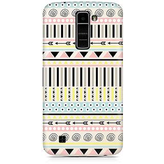 CopyCatz Tribal Chic01 Premium Printed Case For LG K10