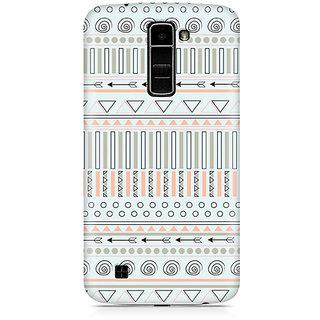 CopyCatz Tribal Chic04 Premium Printed Case For LG K10