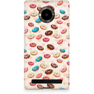 CopyCatz Colorful Cupcakes Premium Printed Case For Micromax YU Yuphoria