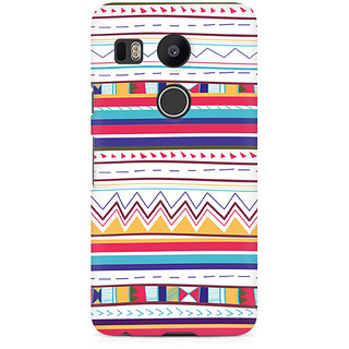 CopyCatz Tribal pastels Premium Printed Case For LG Nexus 5X
