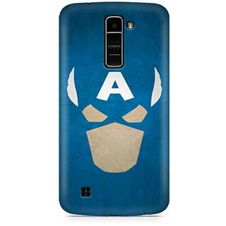 CopyCatz Captain America The Great Defender Premium Printed Case For LG K10