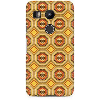 CopyCatz Tribal Ethnic Ornament Premium Printed Case For LG Nexus 5X