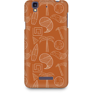 CopyCatz Tribal Tools Premium Printed Case For Micromax YU Yureka A05510