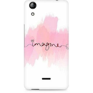 CopyCatz Imagine Premium Printed Case For Micromax Canvas Selfie 2 Q340