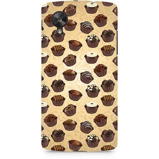 CopyCatz Chocolate Cupcake Premium Printed Case For LG Nexus 5