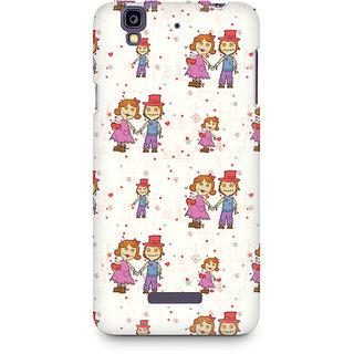 CopyCatz Scarecrow Love Premium Printed Case For Micromax YU Yureka A05510