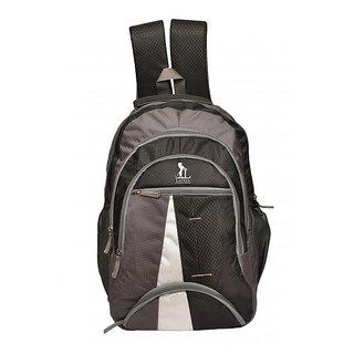 Lapaya-Raama Black Nylon Backpack
