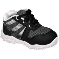Kats Kids Black Resin Sport Shoes