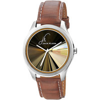 Jack Klein GRP-1216 Synthetic Leather Analog Watch For Men, Women