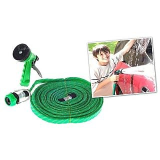 Water spray gun 5 meter long available at ShopClues for Rs.139