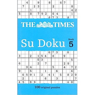 The Times Su Doku - Book 5