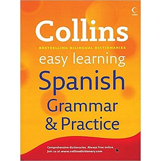 Easy Learning Spanish Grammar &Amp; Practice