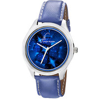 Jack Klein GRP-1222 Synthetic Leather Analog Watch For Men, Women