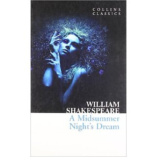 A Midsummer Nights Dream (Collins Classics)
