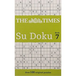 The Times Su Doku - Book 7
